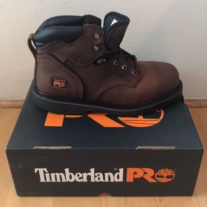 Timberland Pro Steel Safety Toe Boots